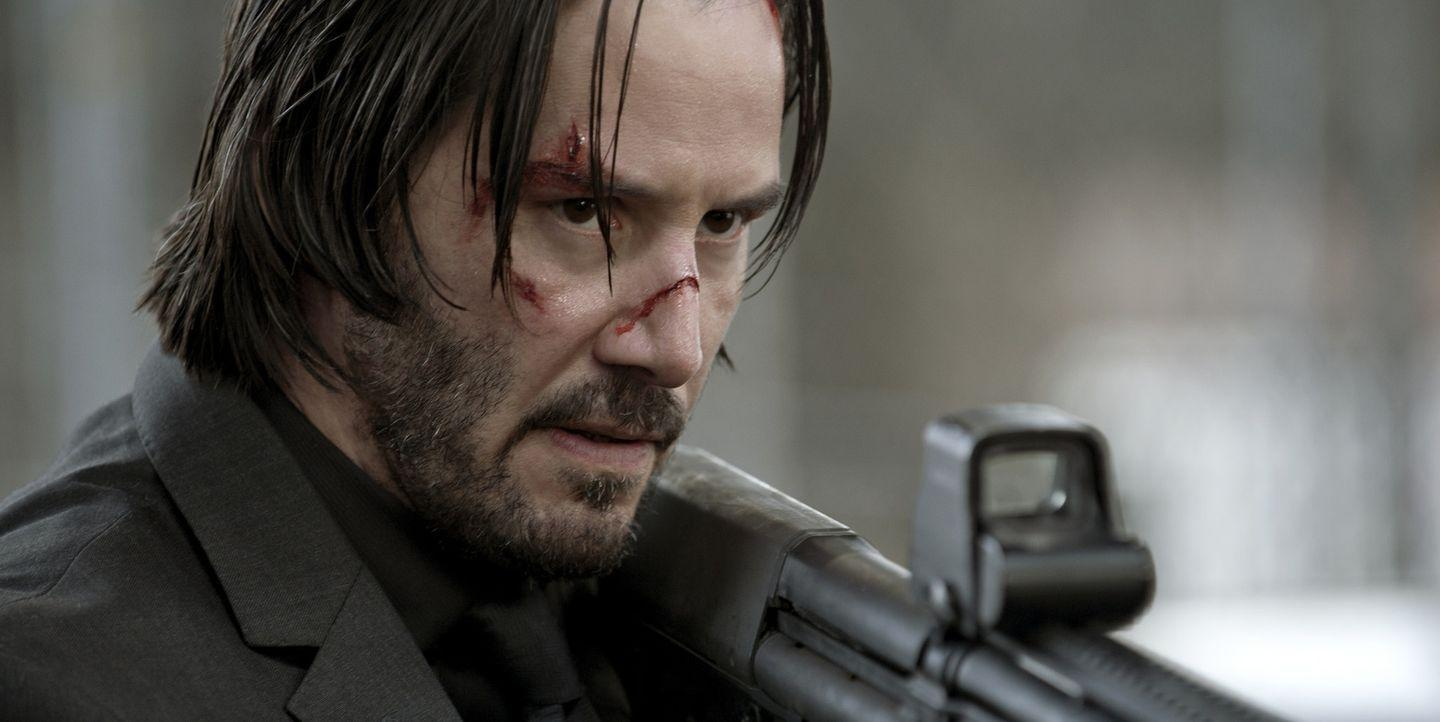 John Wick's original title was changed from Scorn after Keanu Reeves kept getting it wrong