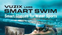­­­­Vuzix Labs Smart Swim Receives Two CES 2020 Innovation Awards