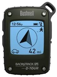 Bushnell BackTrack D-Tour personal GPS takes you home, shows you how it got you there