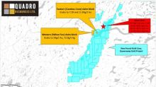 Metals Creek's Option Partner, Quadro Resources, Initiates Prospecting and Soil Geochemistry Survey on the Careless Cove Property in the Central Newfoundland Gold Belt