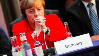 Las horas más difíciles de Ángela Merkel