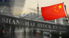 Asian Shares Mostly Lower; Hong Kong Shares of China's SMIC Drop; SoftBank Loses Big on Bad Tech Trades