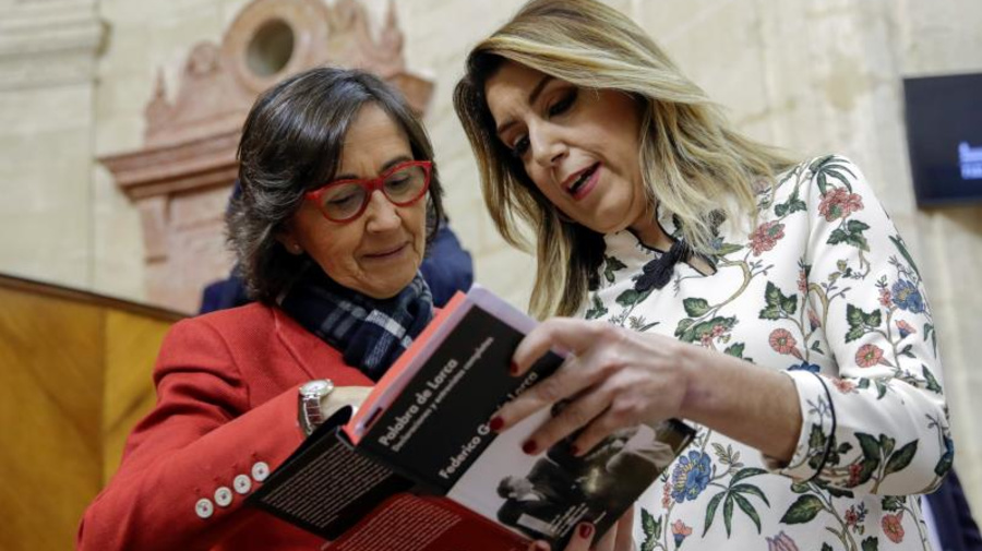 El futuro incierto de Susana Díaz