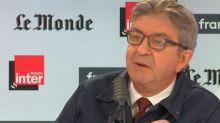 """Union de la gauche : """"L'unité n'est pas un programme"""", selon Jean-Luc Mélenchon"""