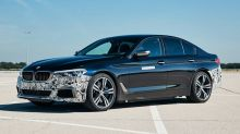 BMW turned a 5 Series into a 711-horsepower electric monster