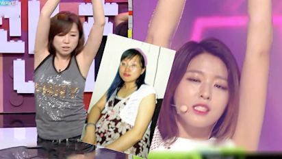 This mom dances to K-pop to feel younger