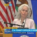 LA County health director ties together George Floyd's death, COVID-19 impact
