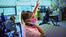 Should masks be required when kids return to school?