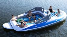 The inflatable speedboat you need in your life this summer