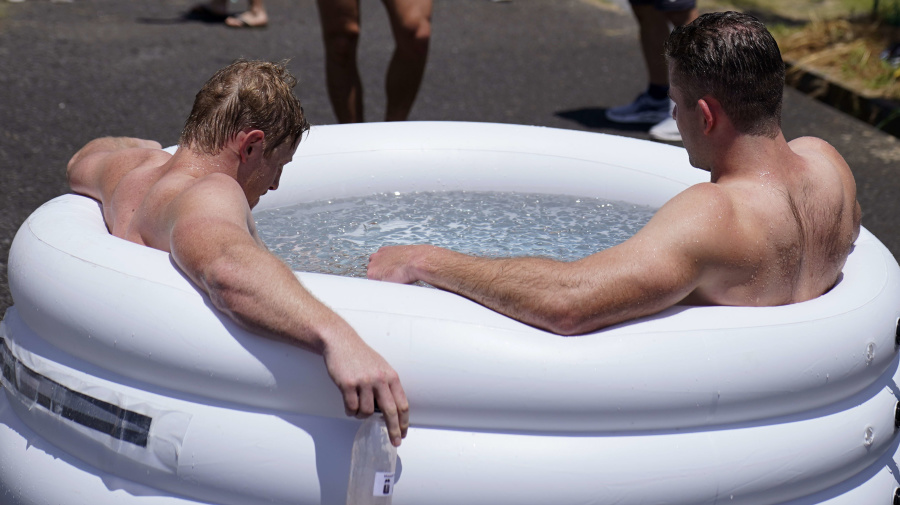 Heat, humidity causing Olympic-sized problems