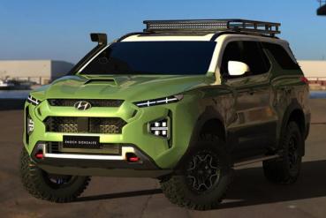 鎖定 Toyota 越野 SUV!Hyundai 有意開發全新硬派休旅