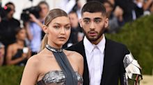 Gigi Hadid and Zayn wear matching costumes