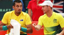 'Different character': Lleyton Hewitt lifts lid on 'rift' with Nick Kyrgios
