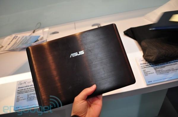 ASUS Eee PC 1018P and 1016P quick hands-on