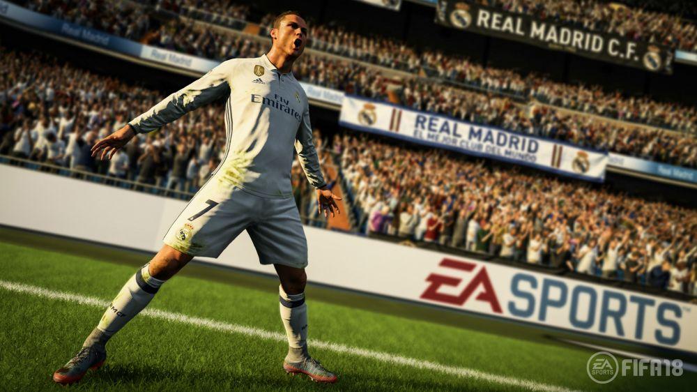 Cristiano Ronaldo e FIFA 18, cosa accade in caso di addio al Real Madrid?