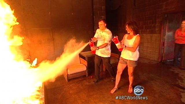 How to Use a Fire Extinguisher: Do's and Don'ts
