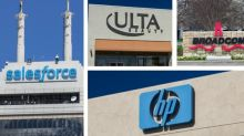 Upcoming Earnings Reports to Watch: CRM, AVGO, ULTA, HPE