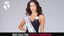 Carlotta Maggiorana è Miss Italia 2018