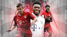 Die Millenial-Elf: Sieht so der FC Bayern der Zukunft aus?