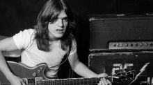 AC/DC guitarist and co-founder Malcolm Young dies