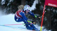 Bassino grabs third women's giant slalom victory of the season