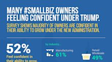 Paychex Small Business Snapshot: Confidence on Main Street Continues Post-Inauguration