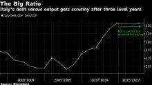 Italy's Already on the Precipice of a Debt Spiral