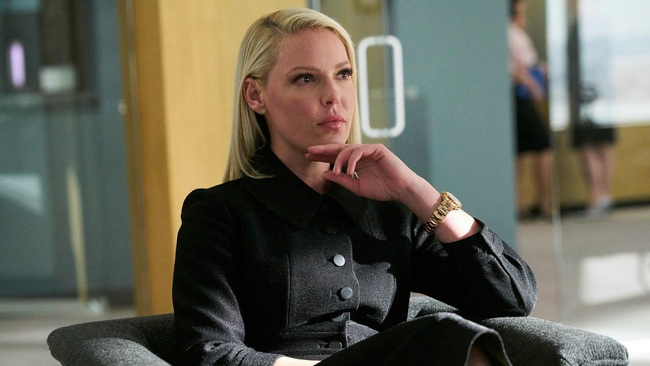 Katherine Heigl Dishes on Her 'Fierce' 'Suits' Debut and the Accidental Way She Got Cast (Exclusive)