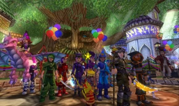 Wizard101 announces 10 million registrations