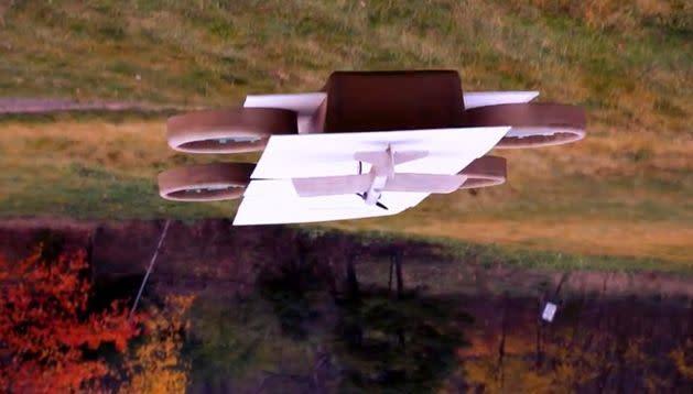 Darpa will fliegende Drohnenplattform (und alle sollen mithelfen)