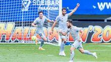 Foot - ESP - Liga : l'Athletic Bilbao remporte le derby basque contre Eibar