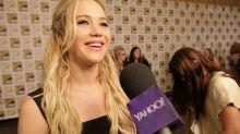 Jennifer Lawrence's Comic-Confession: I Gagged on Woody Harrelson's Sweaty Sock