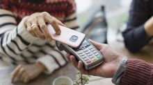 Contactless payments are generating 'more transactions' for credit card companies