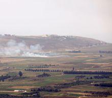 Two rockets from Lebanon hit Israel, drawing Israeli retaliation