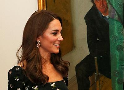 bd14de8b7357 The Dress Kate Middleton Wore to the National Portrait Gallery Is Spring  Outfit  Goals