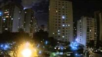 São Paulo Neighborhood Erupts in Deafening Cheers When Brazil Scores