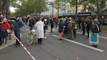 Corona-Newsblog Berlin: Corona-Leugner demonstrieren in Berlin
