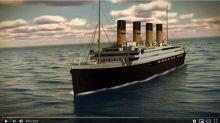 Replica of RMS Titanic to set sail in 2022