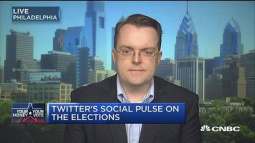 Twitter's social pulse on the elections