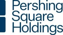 Pershing Square Holdings, Ltd. Releases Regular Weekly Net Asset Value and Year-To-Date Return As Of 16 February 2021