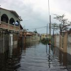 Storm Maria pitches Puerto Rico barrio into sunken 'Venice'