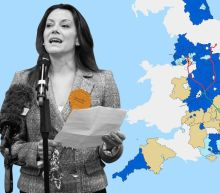 Data: Conservatives at risk of losing other Blue Wall seats in the South
