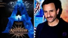 Saif Ali Khan to Play the Antagonist in Prabhas' 'Adipurush'
