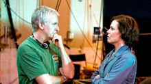 James Cameron and Sigourney Weaver tease underwater adventures in 'Avatar 2'