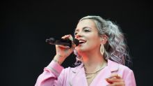 Lily Allen responds to reports of losing her management with cheeky reference to topical new career