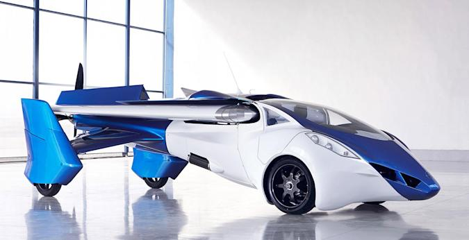 Inhabitat's Week in Green: Flying cars and an urban underground park