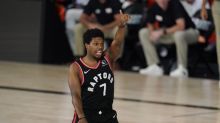 The reign ends for the Raptors, who now look to the future