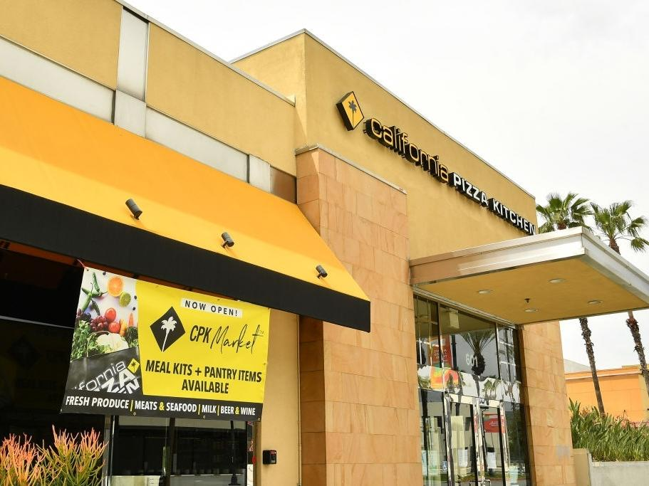 California Pizza Kitchen filed for bankruptcy Thursday, yet another business hit hard by the coronavirus pandemic.