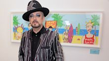 Boy George reveals mum Dinah O'Dowd discharged from hospital