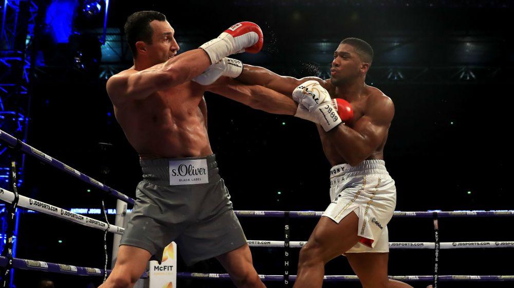 BREAKING NEWS: Joshua beats Klitschko at Wembley